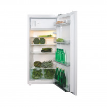 CDA Integrated Three Quarter Fridge with Ice Box - FW552