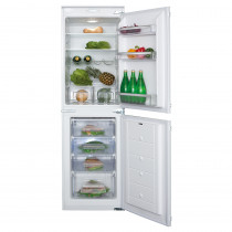 CDA Integrated 50/50 Fridge Freezer FW852