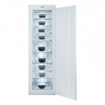 CDA Integrated Full Height Single Door Freezer A+ Rated - FW881