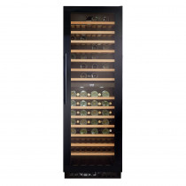 CDA Freestanding Full Height Black Wine Cooler FWC860BL