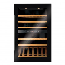 CDA Integrated Dual Zone Wine Cooler
