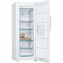 Bosch Serie 4 GSN29VW3VG No Frost Freestanding White Upright Freezer
