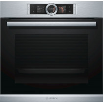 Bosch Serie 8 HBG656RS1B Stainless Steel Built-in Oven