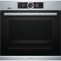 Bosch HBG6764S6B Serie 8 Pyrolytic Single Oven