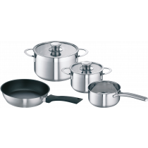 Bosch HEZ390042 Four Piece Induction Pan Set