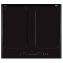 CDA HN6841FR 60 Flexizone Induction Hob with Illuminated Front Edge