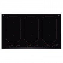 CDA 90 Six Zone Frameless Induction Hob HN9841FR