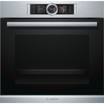 Bosch HRG6769S1B Serie 8 Pyrolytic Single Oven