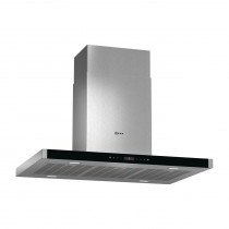 Neff N90 90cm Ceiling Mounted Island Chimney Hood  I79MT64N1B