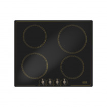 Gorenje Classico IC634CLB 60 Black Induction Hob with 4 Zones