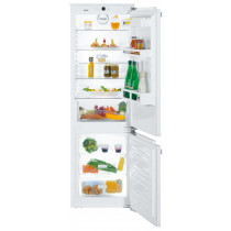 Liebherr ICU3324 Built-In Comfort SmartFrost White Fridge Freezer