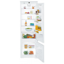 Liebherr ICUS3224 Built-In Comfort SmartFrost White Fridge Freezer