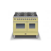 Ilve Roma 100 Twin Dual Fuel Cream Range Cooker