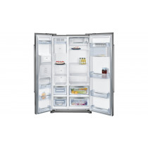 Neff N50 Stainless Steel American Style Fridge Freezer KA3902I20G