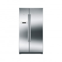 Neff N50 Stainless Steel American Style Fridge Freezer KA7902I20G