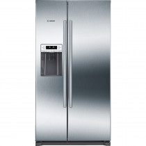 Bosch Serie 6 KAD90VI20G American Style Fridge Freezer
