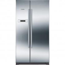 Bosch Serie 4 KAN90VI20G American Style Fridge Freezer