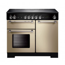 Rangemaster Kitchener 100 Ceramic Cream Range Cooker
