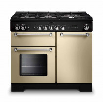 Rangemaster Kitchener 100 Gas Cream Range Cooker