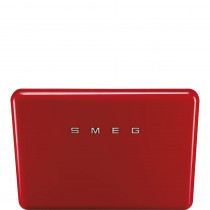 Smeg 75cm Red 50's Retro Style Angled Hood KFAB75RD
