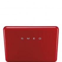 Smeg 75cm Red 50's Retro Style Angled Hood KFAB75RD