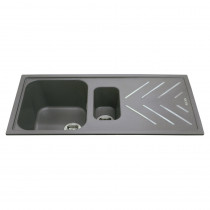 CDA Composite 1.5 Bowl Sink KG82GR