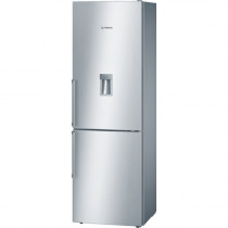 Bosch Serie 4 KGD36VI30G Stainless Steel Fridge Freezer