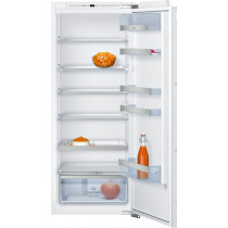 Neff N70 Built-In Fully Integrated FreshSafe 140cm Tall Larder Fridge KI1513F30G