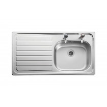 Leisure Lexin 1 Bowl Sink - Left Handed