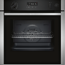 Neff N50 Slide & Hide Pyrolytic Single Oven With VarioSteam B5AVM7HH0B