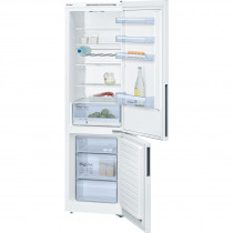 Bosch Serie 4 KGV39VW32G Freestanding White Fridge Freezer