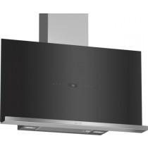 Neff N90 90cm Black Glass Creative Slimline Hood D95FRW1S0B