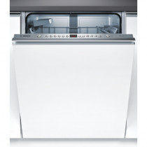 Bosch Serie 4 60 cm Brushed Steel Fully Integrated Dishwasher SMV46IX00G