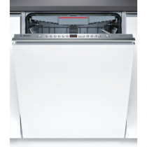 Bosch Serie 4 Brushed Steel Fully Integrated Dishwasher SMV46MX00G