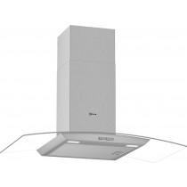 Neff N30 90cm Stainless Steel Glass Chimney Hood D94ABC0N0B