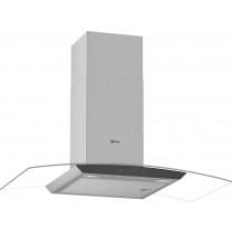 Neff N50 90cm Stainless Steel Glass Chimney Hood D94AFM1N0B