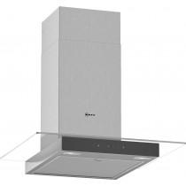 Neff N50 60cm Stainless Steel Glass Chimney Hood D64GFM1N0B