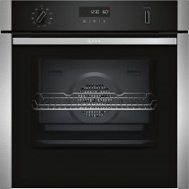Neff N50 Slide & Hide Pyrolytic Single Oven B5ACM7HN0B
