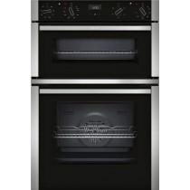 Neff N50 Black Double Oven U1ACE2HN0B