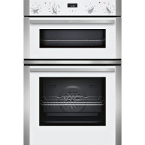 Neff N50 White Double Oven U1ACE2HW0B