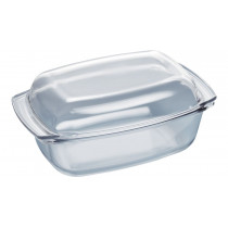 Neff Oval Glass Casserole Dish With Lid Z11GT10X3