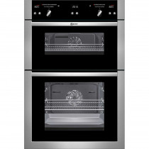 Neff U16E74N5GB Built-in Double Oven