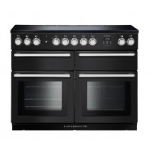 Rangemaster Nexus SE 110 Induction Charcoal Black Range Cooker NEXSE110EICB/C 125880
