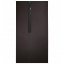 CDA American Style Black Freestanding Fridge Freezer