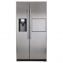 CDA American Style Stainless Steel Freestanding Fridge Freezer PC71SC