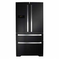 CDA American Style Two Door Fridge/Two Drawer Freezer Stainless Steel PC870BL
