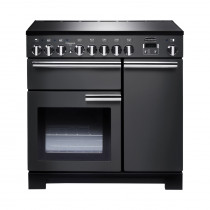 Rangemaster Professional Deluxe 90 Induction Slate Range Cooker 105970