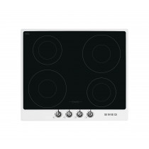 Smeg Victoria 60 Induction Hob with White Frame