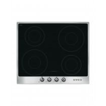 Smeg Victoria 60 Induction Hob with Stainless Steel Frame