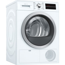 Neff R8580X3GB White Freestanding Condenser Tumble Dryer